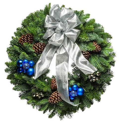 Jazz-a-Tazz Christmas Wreaths