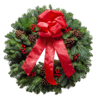 Christmas Classic Christmas Wreath