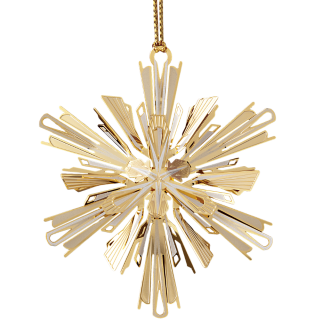 Crystalline Snowflake Ornament